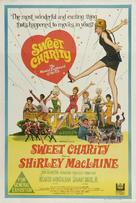 Sweet Charity - Australian Movie Poster (xs thumbnail)