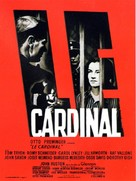 The Cardinal - French Movie Poster (xs thumbnail)
