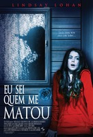 I Know Who Killed Me - Brazilian Movie Poster (xs thumbnail)