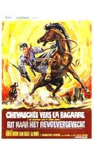 The Dangerous Days of Kiowa Jones - Belgian Movie Poster (xs thumbnail)