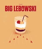 The Big Lebowski - British Blu-Ray movie cover (xs thumbnail)