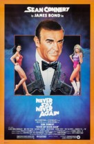 Never Say Never Again - Movie Poster (xs thumbnail)
