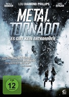 Metal Tornado - German DVD cover (xs thumbnail)