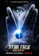 """Star Trek: Discovery"" - Italian Movie Poster (xs thumbnail)"