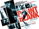 À bout portant - British Movie Poster (xs thumbnail)