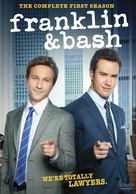 """Franklin & Bash"" - DVD movie cover (xs thumbnail)"