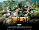 Journey 2: The Mysterious Island - British Movie Poster (xs thumbnail)