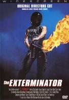 The Exterminator - Swedish DVD movie cover (xs thumbnail)