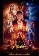 Aladdin - Finnish Movie Poster (xs thumbnail)