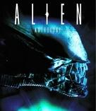 Alien - German Blu-Ray cover (xs thumbnail)