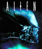 Alien - German Blu-Ray movie cover (xs thumbnail)