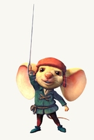 The Tale of Despereaux - Key art (xs thumbnail)
