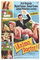 Doctor at Large - Argentinian Movie Poster (xs thumbnail)