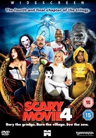 Scary Movie 4 - British Movie Cover (xs thumbnail)