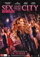 Sex and the City - Australian Video release movie poster (xs thumbnail)