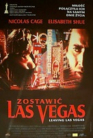 Leaving Las Vegas - Polish DVD movie cover (xs thumbnail)