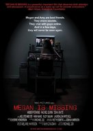 Megan Is Missing - Movie Poster (xs thumbnail)