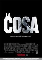 The Thing - Italian Movie Poster (xs thumbnail)