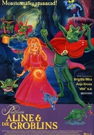 The Princess and the Goblin - German Movie Poster (xs thumbnail)