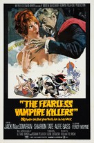 Dance of the Vampires - Theatrical poster (xs thumbnail)