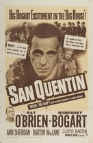 San Quentin - Re-release poster (xs thumbnail)