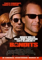 Bandits - Australian Movie Poster (xs thumbnail)