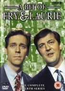 """A Bit of Fry and Laurie"" - British DVD movie cover (xs thumbnail)"