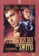 From Dusk Till Dawn - Polish DVD movie cover (xs thumbnail)