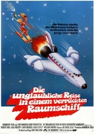 Airplane II: The Sequel - German Movie Poster (xs thumbnail)