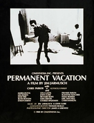 Permanent Vacation - Movie Poster (xs thumbnail)