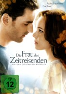 The Time Traveler's Wife - German Movie Cover (xs thumbnail)
