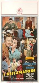 Slander - Italian Movie Poster (xs thumbnail)