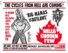Hells Chosen Few - Movie Poster (xs thumbnail)