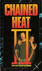 Chained Heat II - German VHS cover (xs thumbnail)