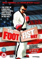 The Foot Fist Way - British Movie Cover (xs thumbnail)