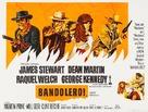 Bandolero! - British Movie Poster (xs thumbnail)
