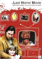 The Last Horror Movie - French Movie Poster (xs thumbnail)