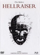 Hellraiser - German Blu-Ray movie cover (xs thumbnail)