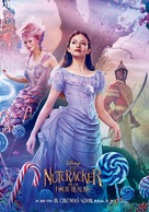 The Nutcracker and the Four Realms - British Movie Poster (xs thumbnail)