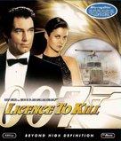 Licence To Kill - Blu-Ray movie cover (xs thumbnail)