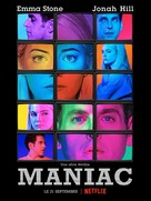 """Maniac"" - French Movie Poster (xs thumbnail)"