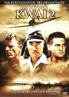 Return from the River Kwai - French Movie Cover (xs thumbnail)