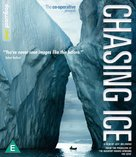 Chasing Ice - British Blu-Ray movie cover (xs thumbnail)