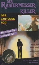 The Centerfold Girls - German VHS movie cover (xs thumbnail)