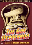 The Gay Desperado - DVD cover (xs thumbnail)