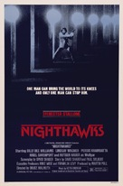 Nighthawks - Movie Poster (xs thumbnail)