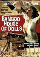 Nu ji zhong ying - Polish DVD cover (xs thumbnail)