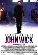 John Wick - Italian Movie Poster (xs thumbnail)