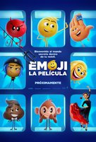 The Emoji Movie - Spanish Movie Poster (xs thumbnail)
