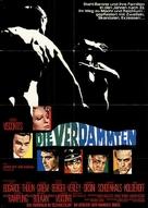 La caduta degli dei (Götterdämmerung) - German Movie Poster (xs thumbnail)